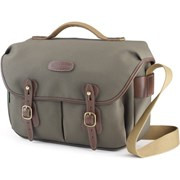 Billingham Hadley Pro Sage FibreNyte/Chocolate Leather