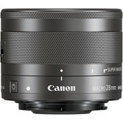Canon EF-M 28mm f/3.5 IS STM Macro Lens