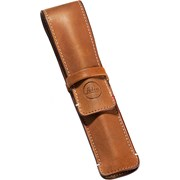 Leica Single Pen Case Leather Brown
