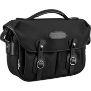 Billingham Hadley Small Pro Black FibreNyte/ Black Leather
