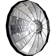 Phottix 85cm Rani Folding Beauty Dish (Silver)