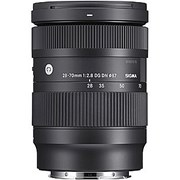 Sigma 28-70mm f/2.8 DG DN Contemporary Lens: Sony FE
