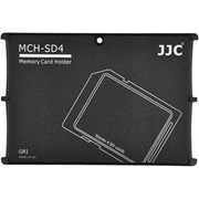 Misc JJC SD Card Case (stores 4 SD cards)