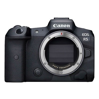 Product: Canon EOS R5 Body + EF-EOS R Adapter