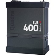 Elinchrom ELB 400 w/ Battery