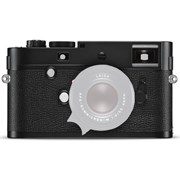Leica SH M Monochrom (Typ 246) black + 2 batteries + leather case grade 9