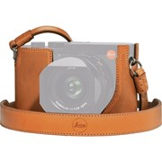 Leica Q2 Protector Leather Brown
