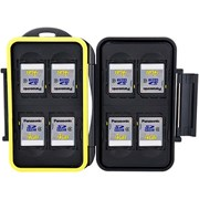 Misc JJC SD Card Case (stores 8 SD cards)