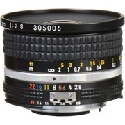Nikon AI-S 20mm f/2.8 Manual Focus Lens