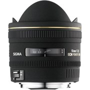 Sigma 10mm f/2.8 EX DC Fisheye HSM Lens: Nikon F (1 left at this price)