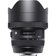 Sigma 12-24mm f/4 DG HSM Art Lens: Nikon F (1 left at this price)