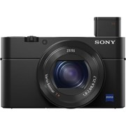 Sony SH RX100 IV + 2 batteries/shooting grip/leather case grade 8